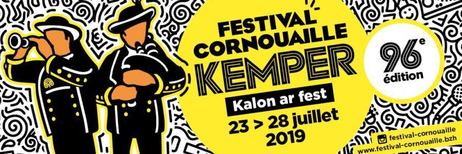 NOMADES TOUR – FESTIVAL DE CORNOUAILLES